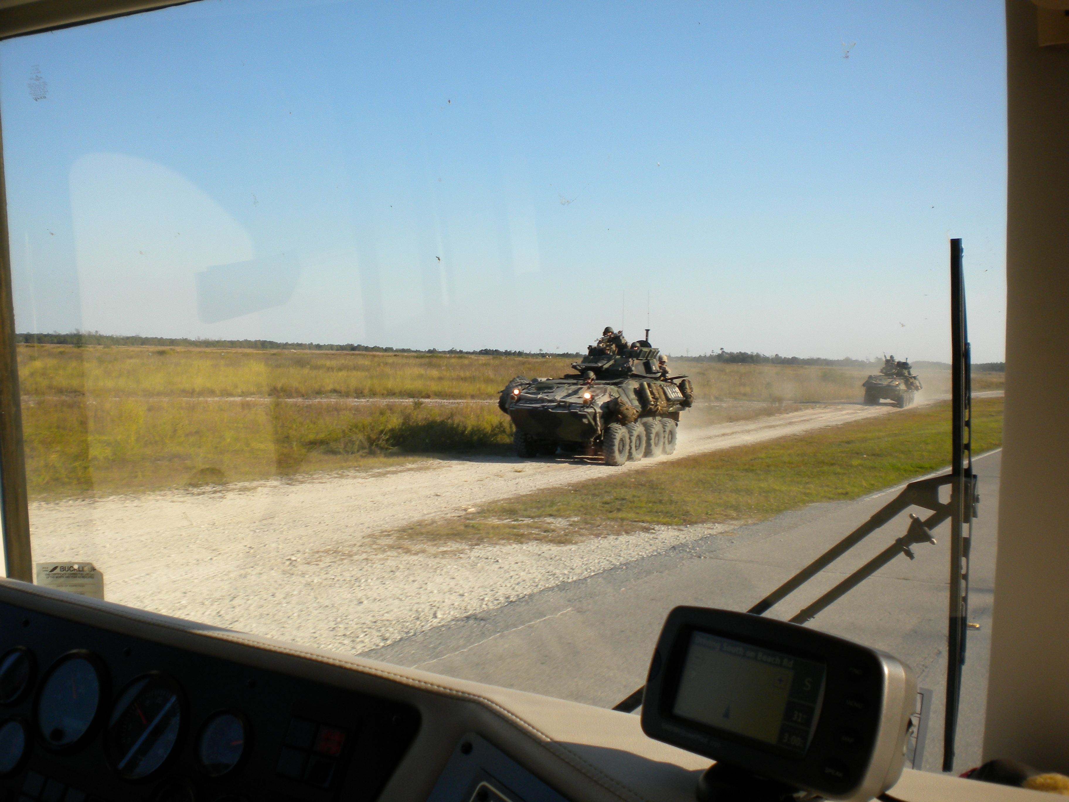 Camp Lejeune  Nov 2009